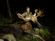 Moosehunting in estonia5