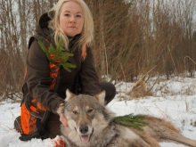 wolf hunting in estonia 2