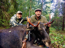 moose hunting estonia_2019