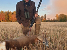 roe buck hunt_estonia