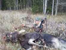 moose hunting in estona_women hunters3